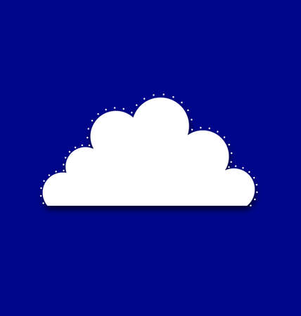 Cloud Royal Stock Vector - 18587267