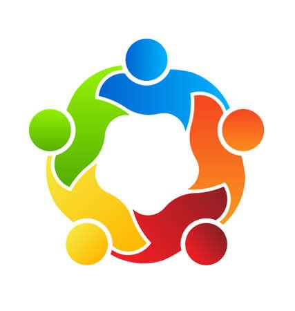 solidaridad: Trabajar en equipo 5