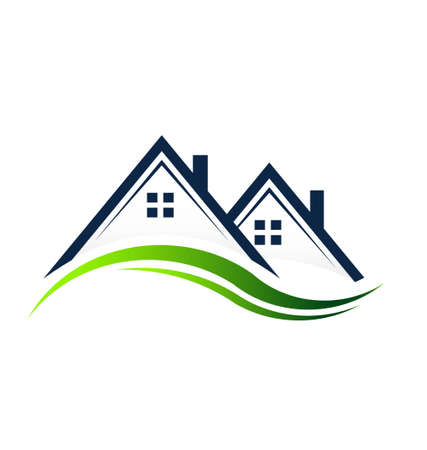 icone immobilier: Immobilier Maisons r�el