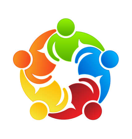 social worker: Team people 5
