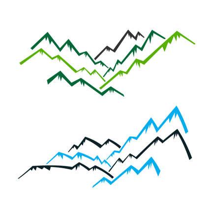 colorado rocky mountains: Group of Mountains