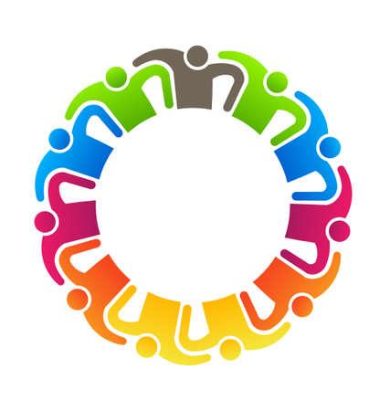 グループ会社 11 - ロゴのテンプレート
