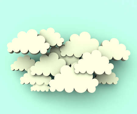 wheather forecast: White Clouds