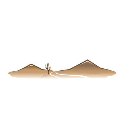 砂漠の谷 写真素材 - 23647471
