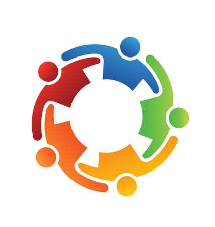 � teamwork: Lavoro di squadra Embrace 5
