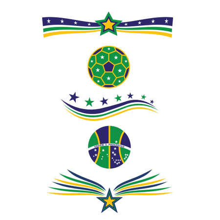 brasil: Vector Brasil icons