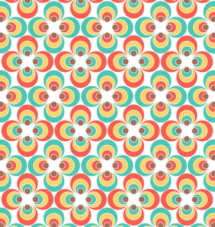 Classic Boogie 70s vintage background
