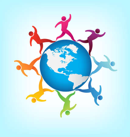 americas: People around the world Americas
