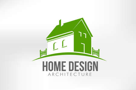 Home Design illustration Vector