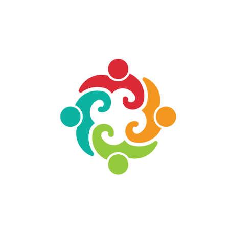 teammates: Team Volunteer 4 image  concept of community help, allies, teammates