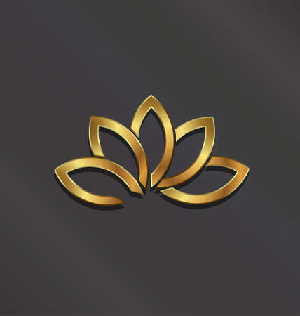 Luxury Gold Lotus plant image