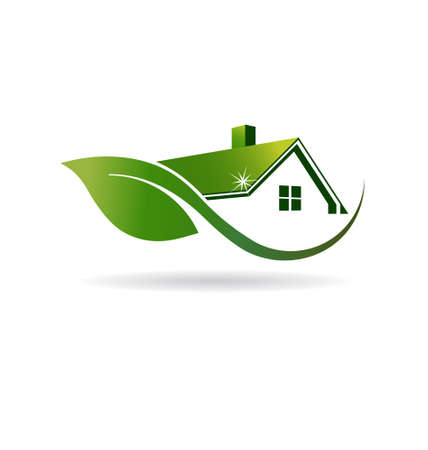 icono ecologico: Natural Casa imagen Limpieza