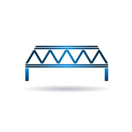 warren: Warren Blue Bridge type Icon