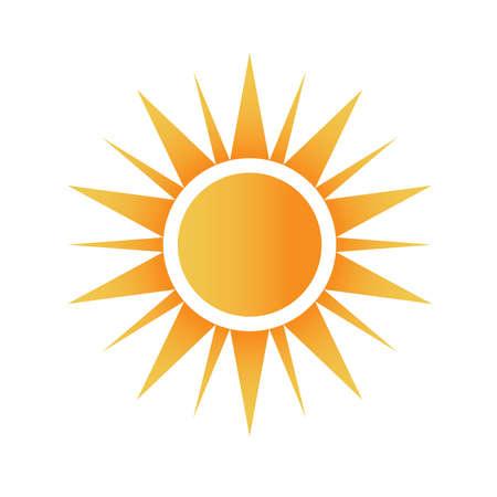 sun sign: Happy sun