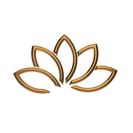Luxury Bronze Lotus plant image