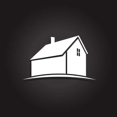 simple house: Simple House icon. Vector icon