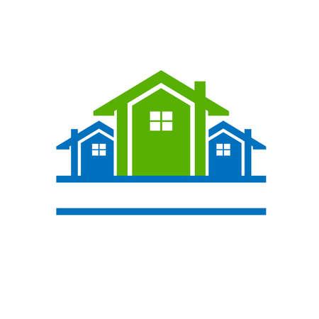 Drie ecohuizen voor vastgoed