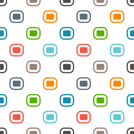 60 70: 70s vintage  graphics seamless  pattern