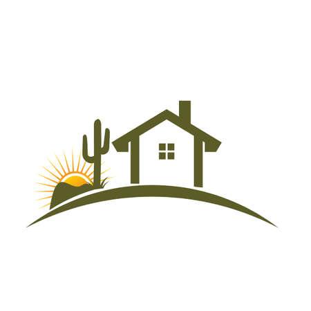 arid: Desert home