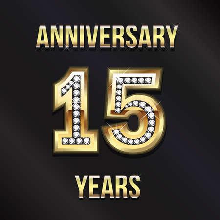 15: 15 years anniversary