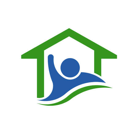 housing: House people Logo