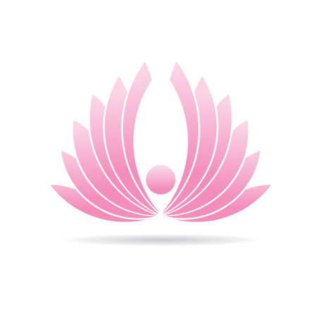 People lotus yoga plant