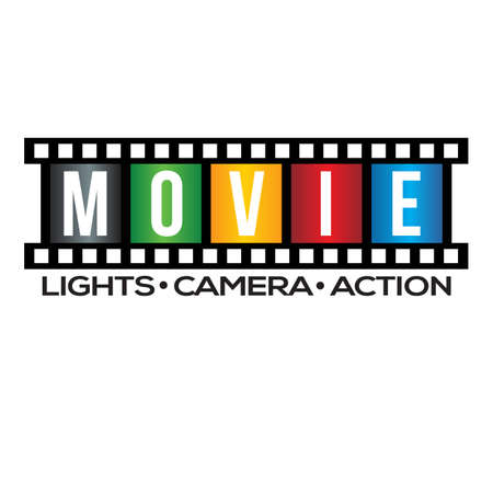 35 mm: Movie Film Strip