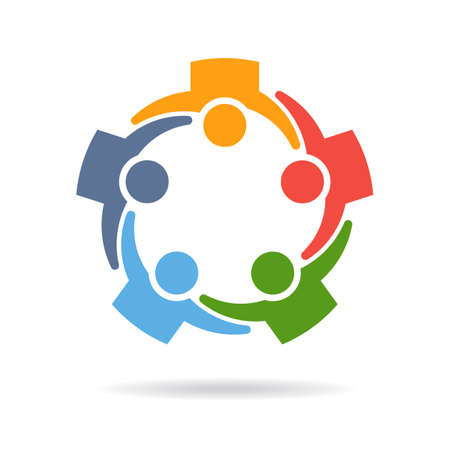 Teamwork people web summit logo