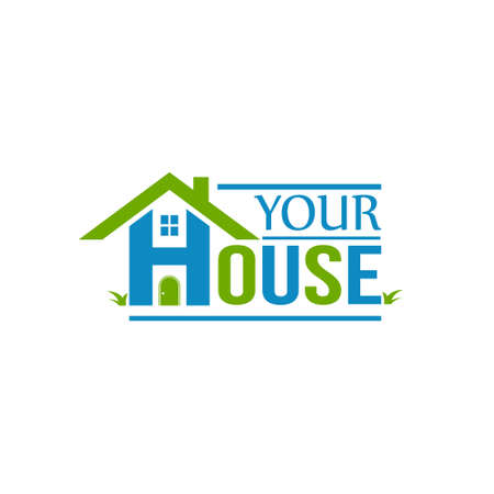 clip: Your house   marketing Illustration