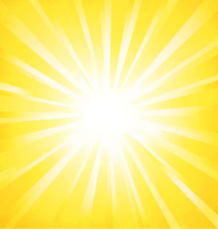 shinny: Sunburst shinny background.