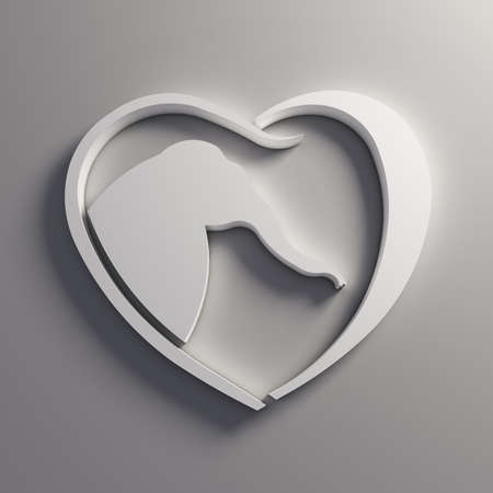 socializando: Corazón Elefant love.