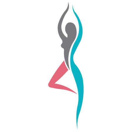 siluetas de mujeres: Estilo de vida de la mujer. Ilustración del vector Vectores