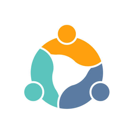 People Teamwork Logo