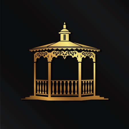 黄金の結婚式望楼ロゴ画像