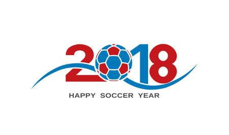 Happy Soccer New Year 2018.
