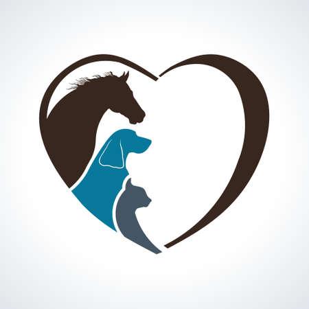 Veterinarian Heart Animal Love. Cocker Spaniel Dog