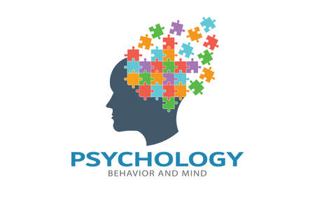 Head and Face with Gears psychology and autism