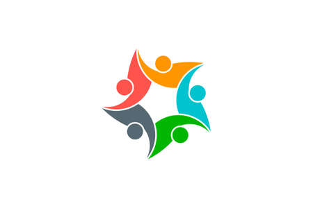 Communicative People and Care Logo