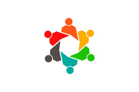 Community Responsable Group of People logo