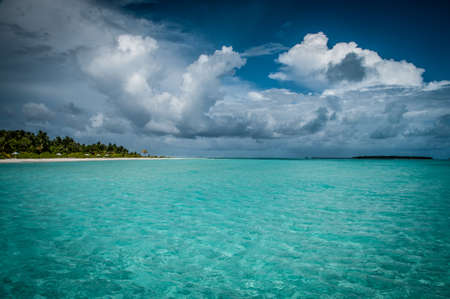 isles: Maldives from dock