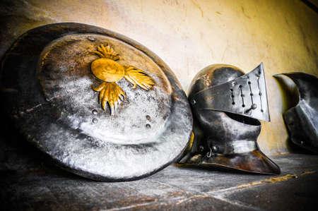 ferrara: shield and helmet grabs ferrara