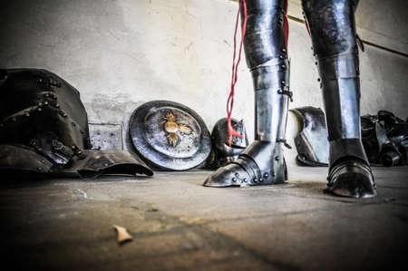 ferrara: special armor Palio di Ferrara