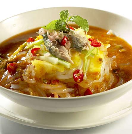 chinese food,asam jawa. Stock Photo