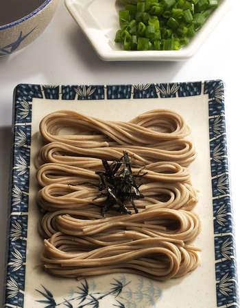 cool soba,noodle,
