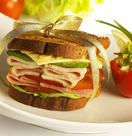 chicken cheese sandwich,