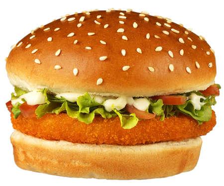 giant burger,fish burger,