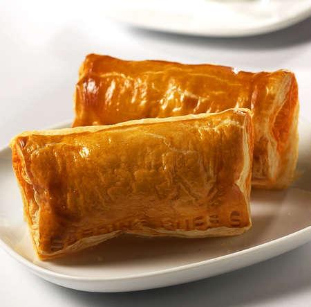 sardine fish pie,fish pie. Stock Photo