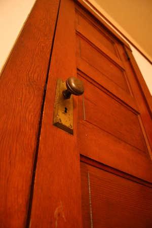 Old Door Perspective 版權商用圖片