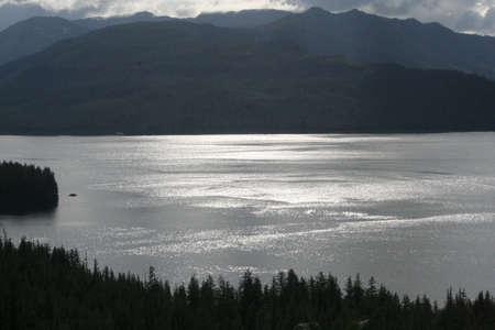silvery: Alaska Silvery Sea