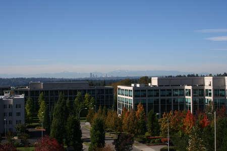 bellevue: Bellevue Washington Office Park